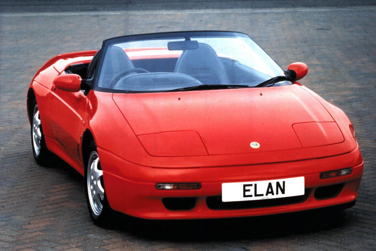 1992 Lotus Elan M100
